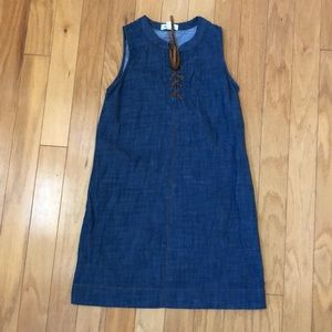 Montreal Chambray Dress